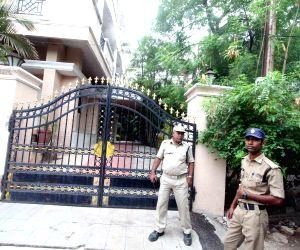 ACB raids Revanth Reddy's residence