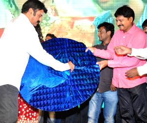 Audio launch of film Mirchi Lanti Kurradu
