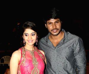 Audio launch of Telugu film Beeruva