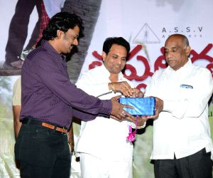 Audio launch of Telugu film Tappatadugu