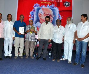 Balakrishna at Bapu film festival
