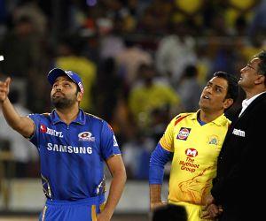Mumbai opt to bat against Chennai in IPL final