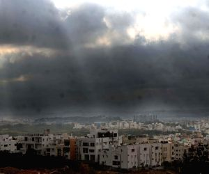 Dark clouds loom over Hyderabad