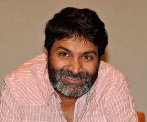 Director Trivikram Srinivas spoke to the press