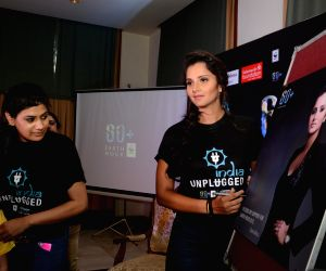 Sania Mirza pledges her support for Earth Hour