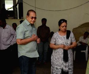 Jamuna's husband Raman Rao Passed away