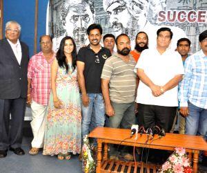 Malli Radoi Life' - success meet