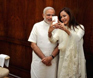Manchu Family Meets PM Modi