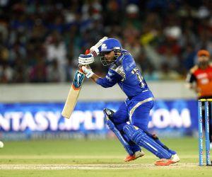 IPL 2015 - Sunrisers Hyderabad vs Mumbai Indians