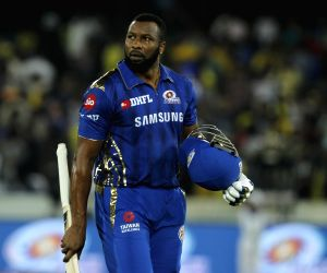 Pollard fined for showing dissent in IPL final