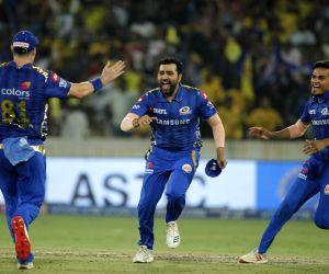 Nostalgic Rohit walks down memory lane after MI win title