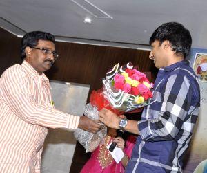 Music launch of film Yenthavadu Gaani