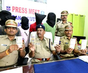 Brazillian currency recovered by Hyderabad police