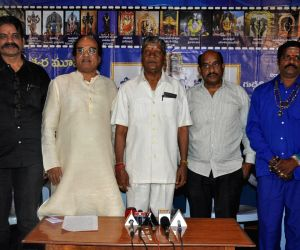 'Shani Devudu' - press meet