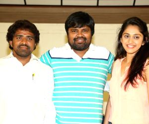 Press meet of Telugu movie Ranam 2