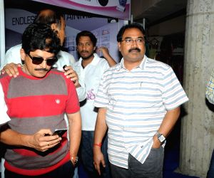 Ramleela movie unit ingurated Ugadi Vastra Vaibhavam Exhibition