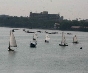 Hyderabad Water Sports Regatta