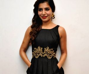 Samantha Press meet