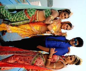 Still of telugu movie Ory Devudoy