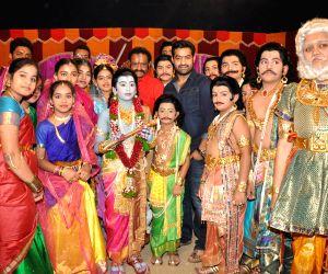 Telugu film 'Daana Veera Soora Karna' - stills