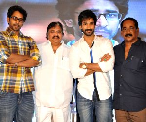 Malupu movie audio release - stills