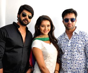 Stills of film Bham Bolenath Trailer release function