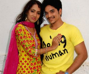 Hyderabad: Stills of telugu movie Theeradha