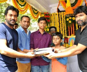 Sunil's new film launched