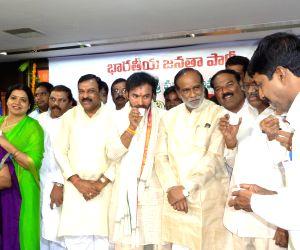 Ugadi celebrations - BJP