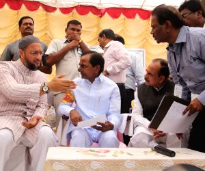 Concluding ceremony of Swachh Hyderabad programme