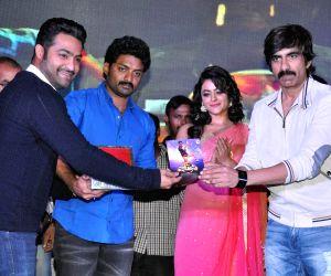 Telugu film Pataas audio launch