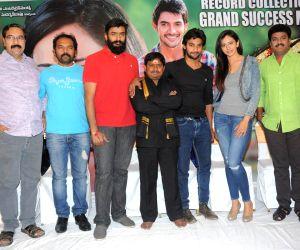 Telugu movie Rough Success meet