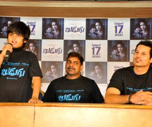 Budugu press meet