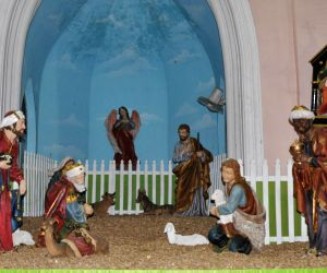 Church beautifully decked up ahead of Christmas