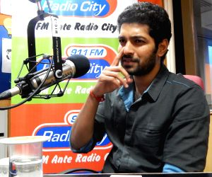 Karthik at Radio City 91.1