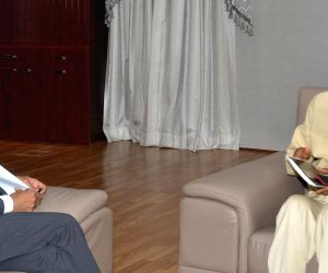US Ambassador calls on Andhra CM