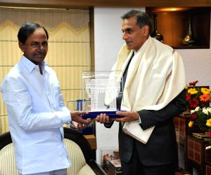 US Ambassador calls on Telangana CM
