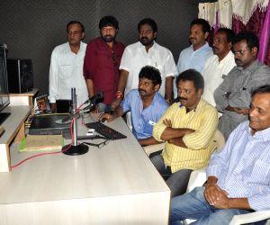 Veta Kodavallu' - film songs recording