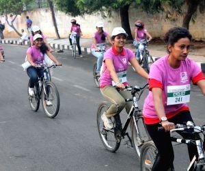 International Women's Day - Cycle rally