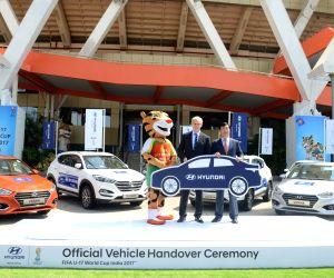 FIFA U-17 World Cup Official Vehicle Handover Ceremony