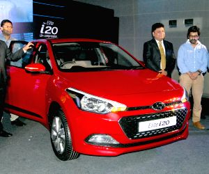 'Hyundai i20' -launch