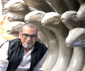 I don't think about who is at top and who isn't: Subodh Gupta