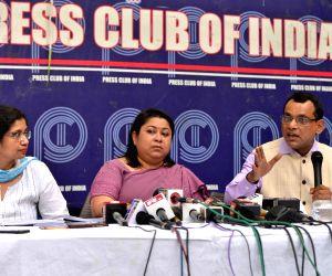 IAS Association's press conference