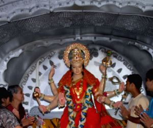 Navratri at Dharavi and Dadar