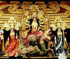 idol-of-goddess-durga-in-sree-bhumi-durga-puja
