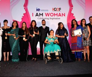 "Mumbai: ""I Am Woman"" awards"