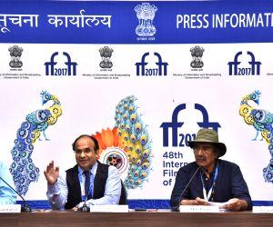 IFFI 2017 - Manish Desai