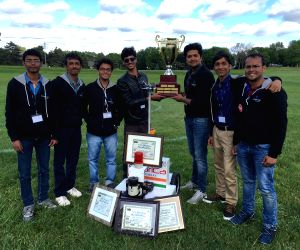 IIT-Bombay beats Japanese institution to win competition in US (with IMAGES)