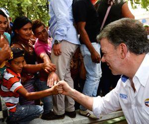 COLOMBIA SUCRE POLITICS SANTOS