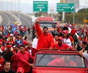 VENEZUELA ANZOATEGUI POLITICS MADURO
